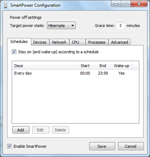 Manage And Schedule Power Settings In Windows
