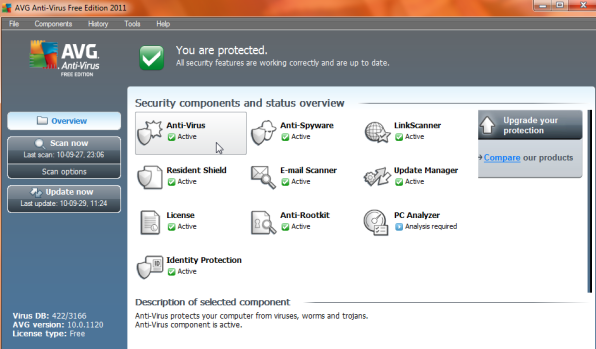 Download AVG AntiVirus FREE for Windows