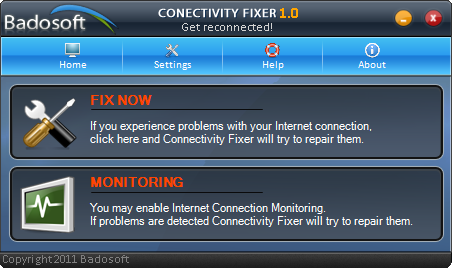 Automatically Repair Internet Connection Problems In Windows