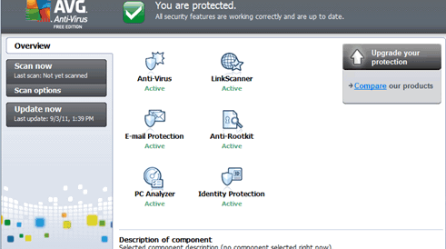 AVG Antivirus 2012 Free Edition Download [Offline Installer]