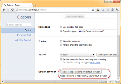 3 Ways To Change The Default Browser In Windows