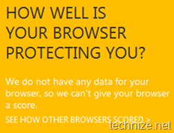 incompatible browsers