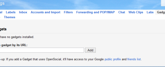 10 Gmail Widgets To Make Your Email Inbox More Exciting