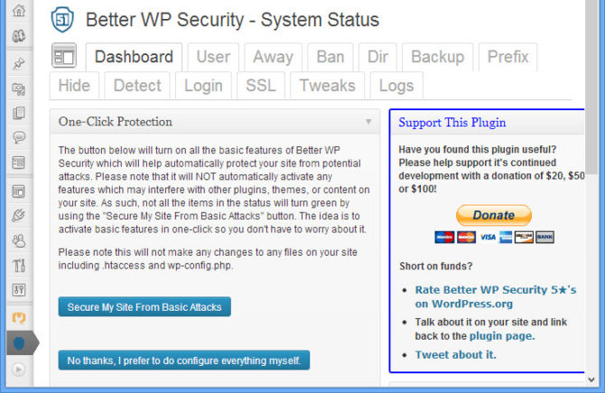 Harden WordPress Security For Brute Force Hacking Attempts