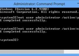 3 Ways To Enable Super Administrator Account In Windows 8