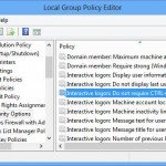 4 Ways To Enable Secure Logon (Ctrl + Alt + Del) In Windows 8