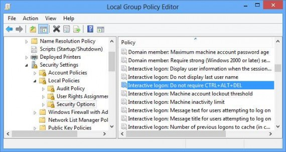 how to open the local group policy editor