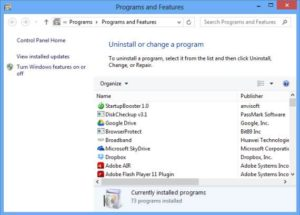 Extract List Of Installed Programs In Windows Without Using Any Third Party Software