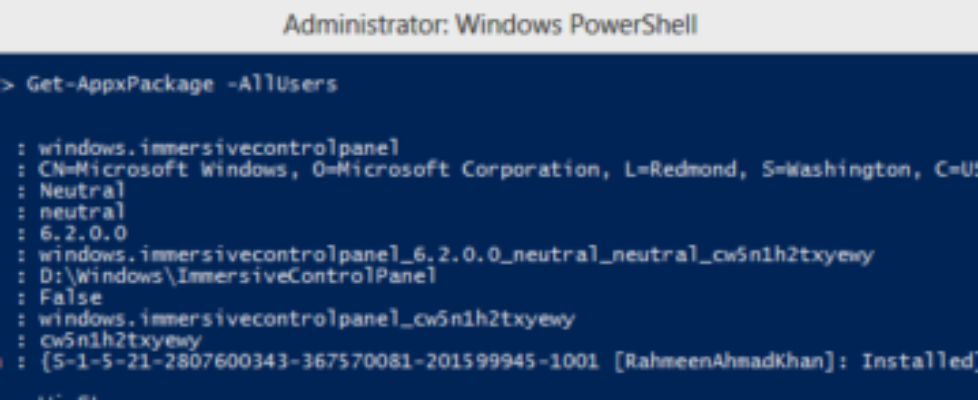 METRO-APPS-POWER-SHELL