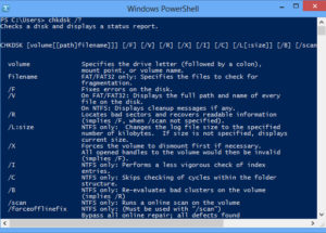 Using Windows Check Disk (CHKDSK) The Right Way