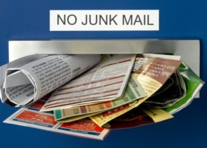 5 Tips To Stop Receiving Junk Emails