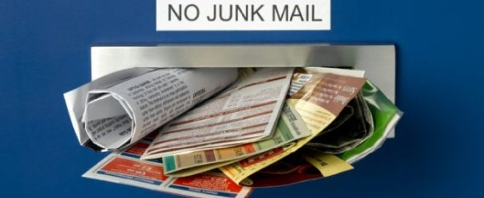 no junk email