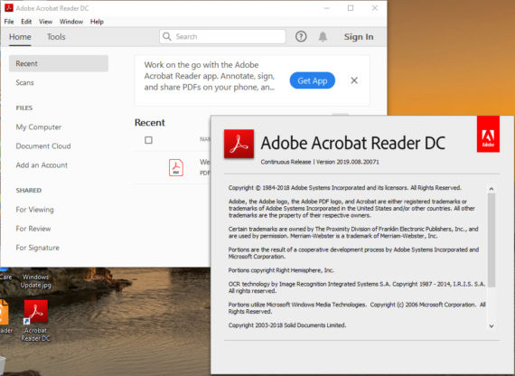 download adobe reader latest version for windows 10 64 bit